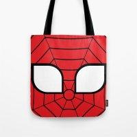 Adorable Spider Tote Bag