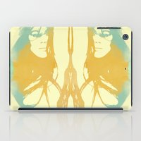 Monica Bellucci X 2 iPad Case