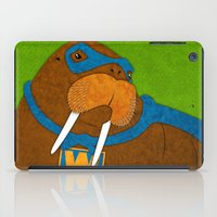 Walrus iPad Case