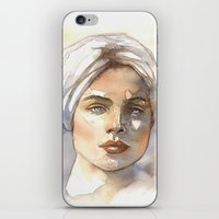 turbante iPhone & iPod Skin