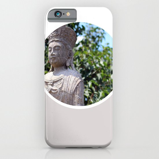 Frank Lloyd Wright's Statue iPhone & iPod Case