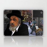 New York Business (Mind … Laptop & iPad Skin