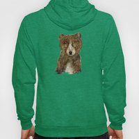 Little Brown Bear Hoody