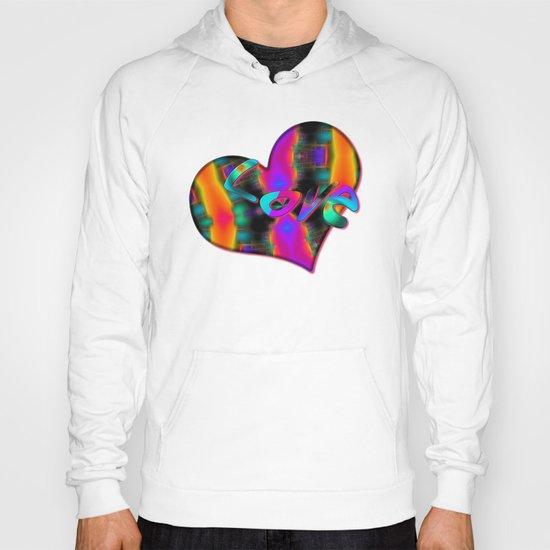 Love in Color Hoody