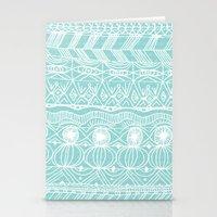 Beach Blanket Bingo Stationery Cards