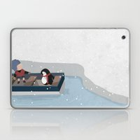 Reaching the South Pole Laptop & iPad Skin