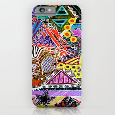Perpetually Foreign (Kuwait/Seattle/C-Bus) iPhone 6 Slim Case