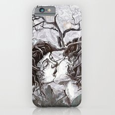 Bird Sings in The Apple Tree iPhone 6s Slim Case