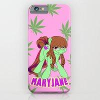 Pot Pony iPhone 6 Slim Case