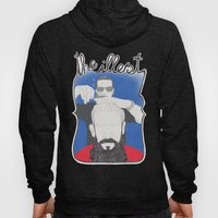 The Illest Haircut Hoody