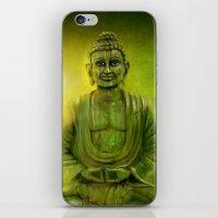 Happy Buddha 1 iPhone & iPod Skin