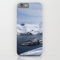 Blackstone Bay iPhone 6 Slim Case