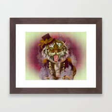 Thadius Framed Art Print