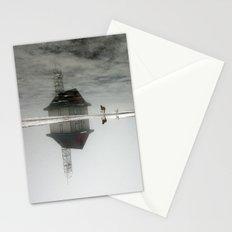 Dogs & Fog Stationery Cards