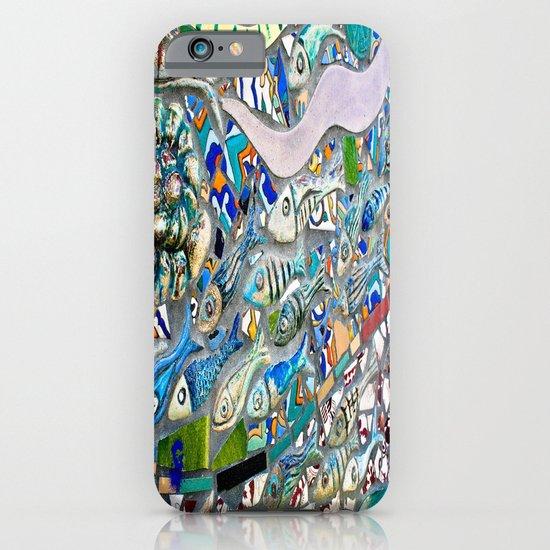 Venice Beach Bathroom Art iPhone & iPod Case