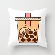 Puglie BBT Throw Pillow