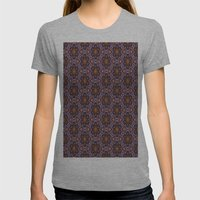 Pttrn24 Womens Fitted Tee Athletic Grey SMALL