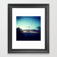 Set Adrift On Memory's B… Framed Art Print