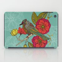 Contented Constance iPad Case