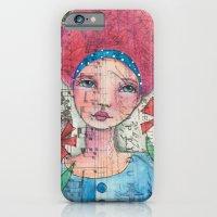 zelda iPhone & iPod Cases featuring Zelda by Judy Skowron