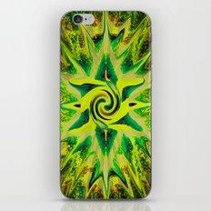 RASTA STAR iPhone & iPod Skin