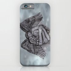 Eros , Amor - Angel and Woman in Love iPhone 6 Slim Case
