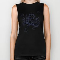 Tribal Tattoo Traveler Biker Tank