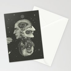 COSMIC ANATOMY  Stationery Cards