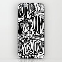 Bouncing Around the Room iPhone & iPod Skin