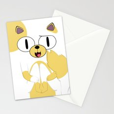 CAKE THE CAT Stationery Cards