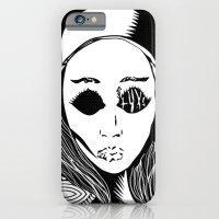 iPhone & iPod Case featuring eva natas by Lunaramour