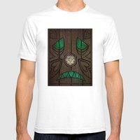 Doors Of Lust Mens Fitted Tee White SMALL