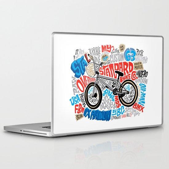 All My Bikes: STA-L Laptop & iPad Skin