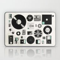Laptop & iPad Skin featuring Data by Speakerine / Florent…