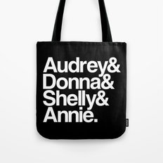 Windom's Queens (Black Lodge) Tote Bag