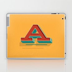 A is for... Anything Laptop & iPad Skin