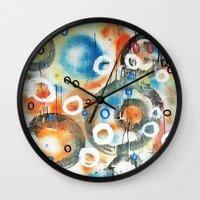 UNTITLED4 Wall Clock