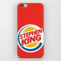 Stephen King iPhone & iPod Skin