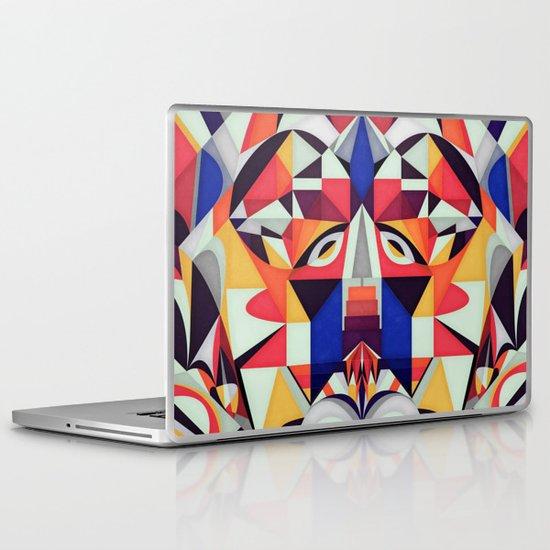Want Laptop & iPad Skin