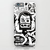 iPhone & iPod Case featuring This is not a love song by Exit Man