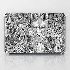 Hidden Fox iPad Case
