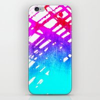 Performing color iPhone & iPod Skin
