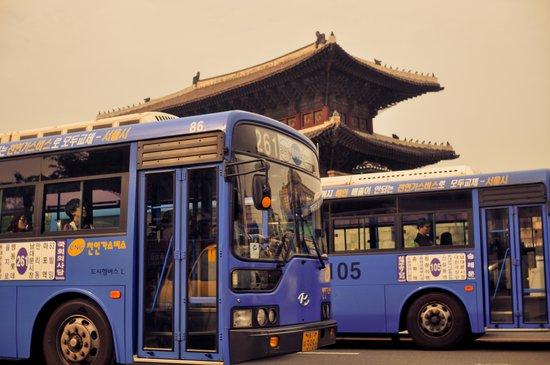 Dongdaemun Gate I Canvas Print