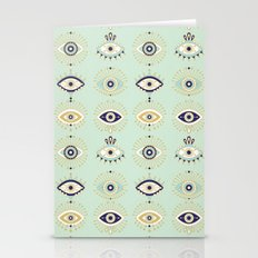 Evil Eye Collection Stationery Cards