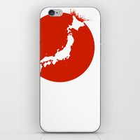 Save Japan! iPhone & iPod Skin