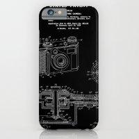 Camera Patent 1938 - Black iPhone 6 Slim Case