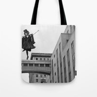 Side Streets And Sweethe… Tote Bag