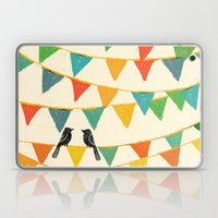 Carnival is coming to town Laptop & iPad Skin