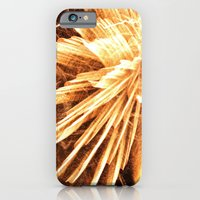 iPhone & iPod Case featuring Fire burst by Anna Wand