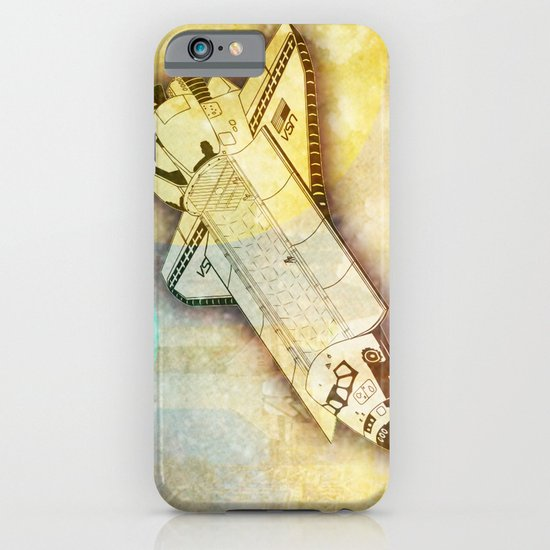 Lost in space _ Tribute to space tarvel iPhone & iPod Case